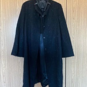 Mackage made in Canada wool mohair coat Large